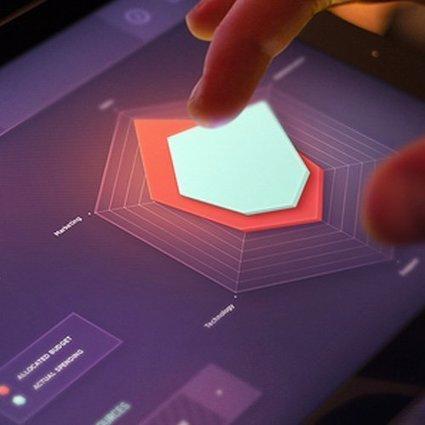 Design Inspiration: Data & Dashboard UI Design | El Mundo del Diseño Gráfico | Scoop.it