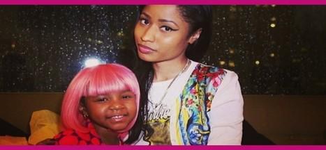 [VIDEO] Nicki Minaj Grants Wish for 5-Year-Old Fan With Cancer | Celebrity Gossip | Scoop.it