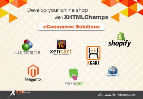 Develop your online shop with Xhtmlchamps and boost your sales in coming Holiday season | xhtmlchamps blog | Web Design and Development | Scoop.it