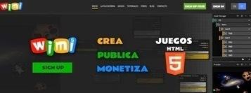 TIC: Desarrollar Juegos y apps en HTML5 sin saber programar. | educacion-y-ntic | Scoop.it