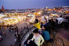 • Marrakesz gra w kolory | Arte Maroko | Scoop.it