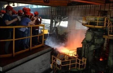 Sidérurgie - La Chine peut-elle titiller ArcelorMittal ? | Forge - Fonderie | Scoop.it