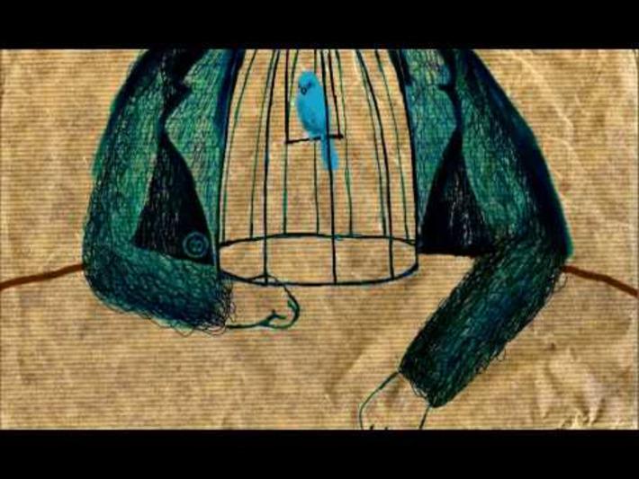 Bluebird animation based on Charle's Bukowski's poem « Safegaard – Movie Theater | Machinimania | Scoop.it