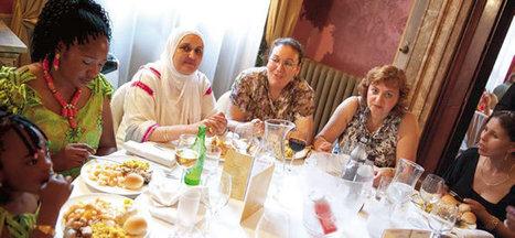 Art culinaire et dialogue interculturel | www.food4med.com | Observatoire Mémoire et Patrimoine au Liban et en Syrie | Scoop.it