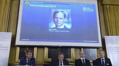 Jean Tirole Wins Nobel Prize in Economics | Non-Equilibrium Social Science | Scoop.it