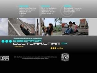 El podcast de la UNAM inicia con materiales literarios y sonoros :: El Informador | Tecnología y educación  sin límites | Scoop.it