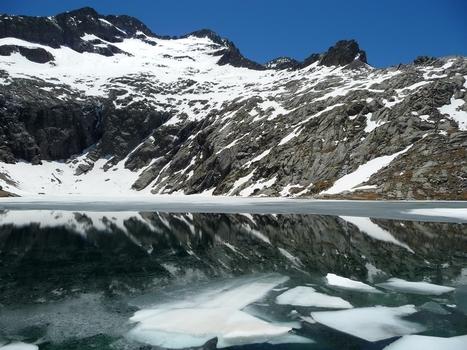 Les lacs de Millares (ibon de Millas et ibon de Lenés)|Le blog de Michel BESSONE | Vallée d'Aure - Pyrénées | Scoop.it