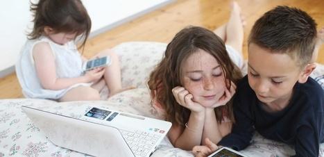 Méditation : une appli pour les grands, les petits... et les tout petits | Mindfulness, Sagesse & Bonheur | Scoop.it