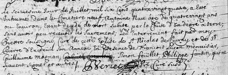La Pissarderie | Mort subite par la chute d'un degré à terre | La Pissarderie | Scoop.it
