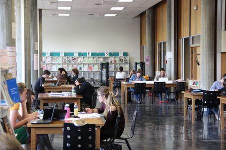 Ce que le numérique à l'université change pour les étudiants | Campus numérique | Scoop.it