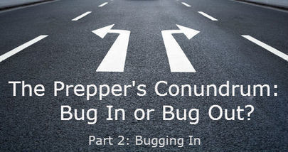 The Prepper's Conundrum: Bugging In (Pt. 2) | The Daily Sheeple | Self Reliance | Scoop.it