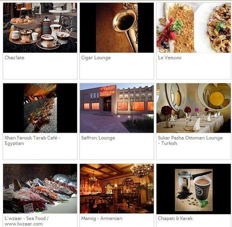 International Restaurants At Katara – A Wholesome Experience   Katara Cultural Village   Scoop.it