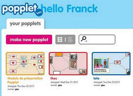 Freemind par l'exemple...: fonction de présentation : Popplet s'y met ... | FreeMind | Scoop.it