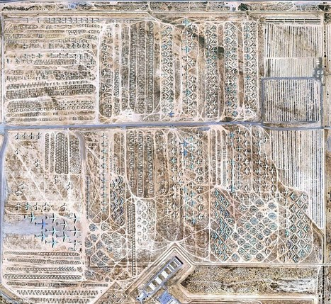The Boneyard: Where Planes from the Vietnam War went to Die | Back Parts 1 and 2 | Scoop.it