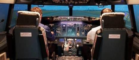 J'ai testé... le stage contre la peur en avion | Air Panic Assistance : Aerophobie et stress en avion | Scoop.it