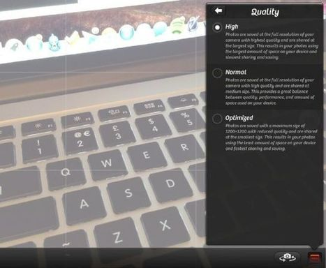 Latest Camera+ For iPad Update Brings New High Quality Photo Setting | Cult of Mac | iPad i undervisningen | Scoop.it