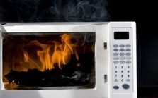"""Microwave Ovens Could be Ruining Your food and Health (""""is the convenience worth it? less use maybe"""") 