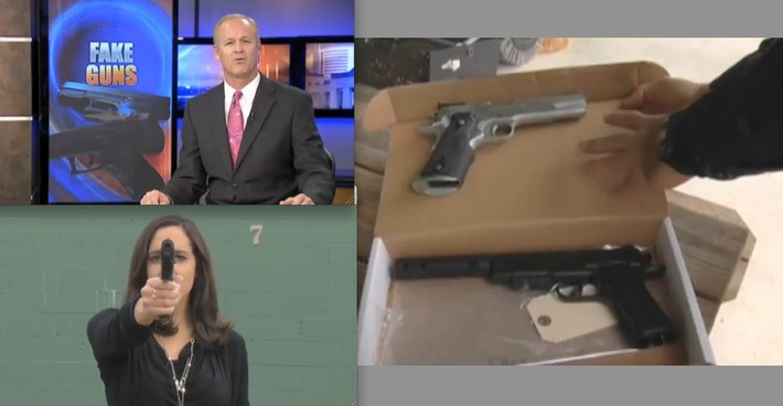 AIR SMART! - KFDM Channel 6 - Police warn community about BB guns | Thumpy's 3D Airsoft & MilSim EVENTS NEWS ™ | Scoop.it