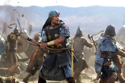 'Exodus: God and Kings' Trailer Alludes to Moses Changing the World | Troy West's Radio Show Prep | Scoop.it