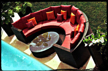 How to Find the Right Patio Sofa Set for You | Interior Design | Scoop.it