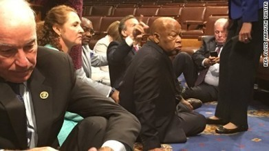 Democrats end House sit-in protest over gun control | CLOVER ENTERPRISES ''THE ENTERTAINMENT OF CHOICE'' | Scoop.it