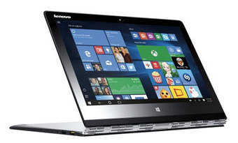 Lenovo Yoga 3 Pro 80HE011XUS Review - All Electric Review | Laptop Reviews | Scoop.it