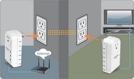 Redes PLC, amplia y mejora la red local | AnexoM. Blog oficial de Jazztel | Las TIC y la Educación | Scoop.it