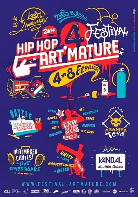 [Paris Tonkar magazine] Battle de Sketchs :: Festival Hip Hop Art'mature | Tous les événements à ne pas manquer ! | Scoop.it