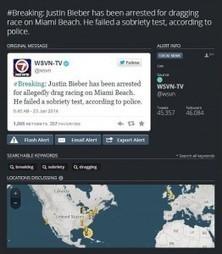 Twitter et CNN s'apprêtent à lancer Dataminr, un outil qui va changer la vie des journalistes | Journalisme | Scoop.it