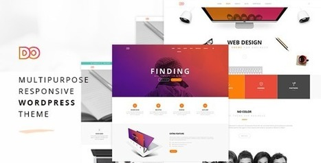 Do Multipurpose Responsive Drag and Drop WordPr... | Collection of creative themes and templates. | Scoop.it