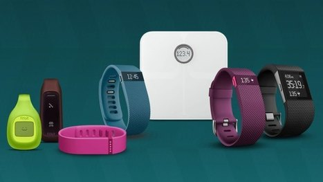 Fitbit Files For $100M IPO | Wearable computing, wearable connected objects | Scoop.it