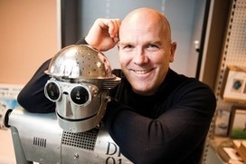 Bruno Bonnell chef de projet robotique pour le gouvernement | Les robots de service | Scoop.it