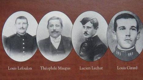 17 mars 1915 : ils étaient quatre caporaux, morts par la France | Nos Racines | Scoop.it