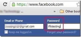 Chrome Extension To Show Hidden Password in Password Field | formation 2.0 | Scoop.it