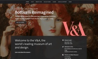 Open access! A new digital direction for the V&A | Museums and emerging technologies | Scoop.it