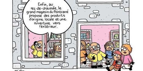 A Saint-Denis, la coopérative Pointcarré se met au service des créateurs et des artisans | actualités en seine-saint-denis | Scoop.it
