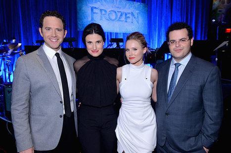 'Frozen' Cast Perform Music From the Movie in LA - Billboard | Art & Music | Scoop.it
