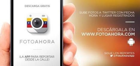 Publica fotos autentificadas, con hora y fecha, gracias a FotoAhora | Linguagem Virtual | Scoop.it