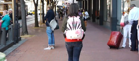 Un sniffeur Wifi Hello Kitty | firefox-comicsandgeek | Scoop.it