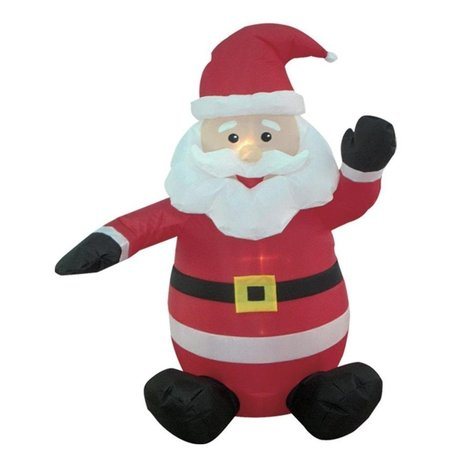 Santa Christmas Decorations | Ideas for Christmas Gifts and Decorating | Scoop.it