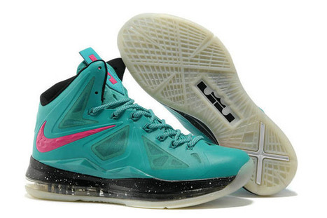 """Air Lebron 10 """"South Beach"""" Mens Athletic Trainers Online (Official Image) 
