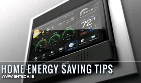Cut Home Energy Use, Save Money, & Help the Environment | Home Energy Saving Tips | Scoop.it