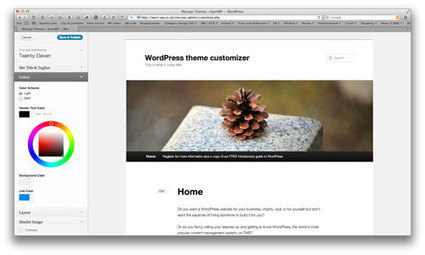 WordPress Theme Development: Alternative Approaches and Tools | Di-gi-tal | Scoop.it