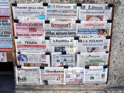 Prendi i soldi e scappa. Lo Stato finanzia giornali di partito che poi falliscono - OpenBlog | Politikè | Scoop.it