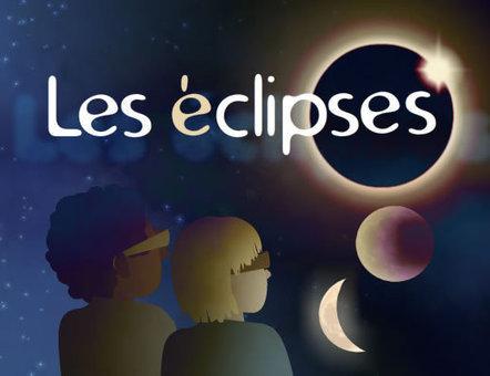 Les éclipses solaires et lunaires | Serious games : des jeux pour apprendre | Scoop.it