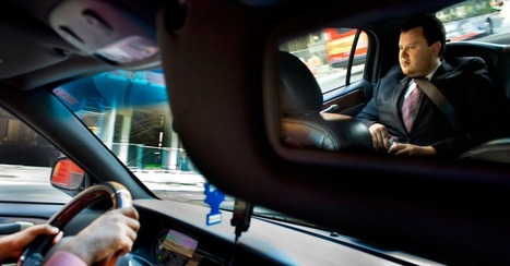 Uber Isn't a Savior for Drivers Any More Than Amazon Is for Authors | private taxi fleets | Scoop.it