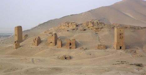 Sigue la destrucción de Palmira: el Estado Islámico dinamita tres emblemáticas torres funerarias | Mundo Clásico | Scoop.it
