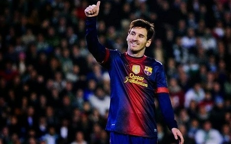 Vaikundarajan Blog - Information Driven Blog: Lionel Messi, Has Found His Way To A World Cup - Vaikundarajan   News   Scoop.it