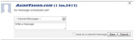 Automatically Send Birthday Wishes To Facebook Friend's Wall | TechVally | Scoop.it