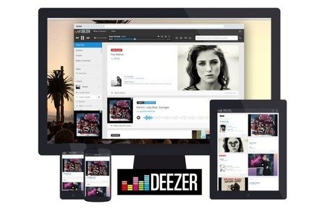 Deezer ofrece todo su catálogo de música de forma gratuita e ilimitada | Actualitat Musica | Scoop.it